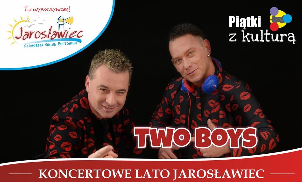top two boys oraz justyna and chris koncert w jarosławcu 2019